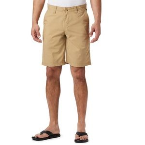 Columbia Men's Washed Out Chino Cotton Shorts